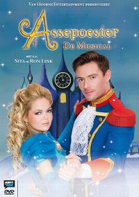 Cover Musical met Sita & Ron Link - Assepoester [DVD]